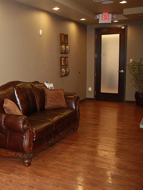 Essential Endodontics Fort Worth - Waiting Room 2