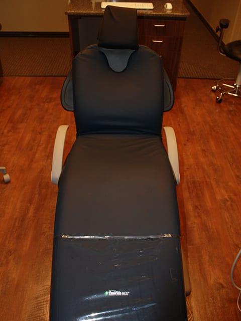 Essential Endodontics Fort Worth - chair