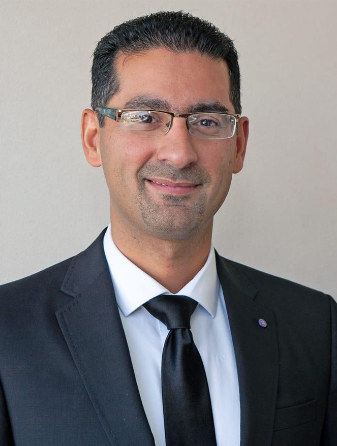 Dr Basil Shaikhly