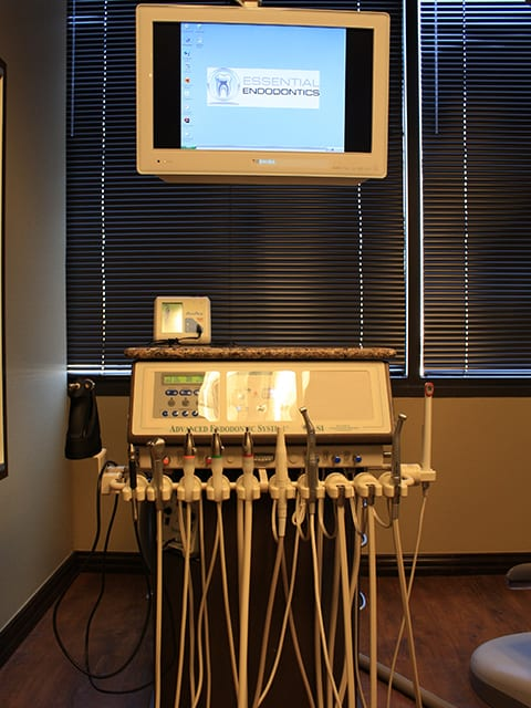 Essential Endodontics Fort Worth - OP room 3