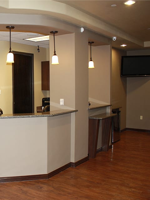 Essential Endodontics Fort Worth - Waiting Room