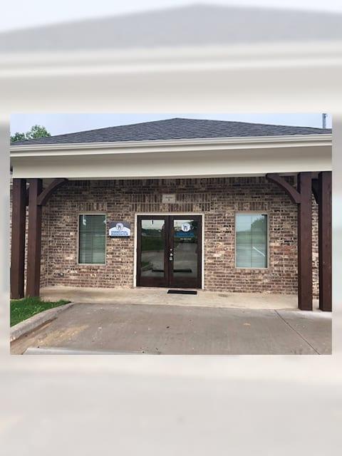 1Essential Endodontics Waco - Front Door